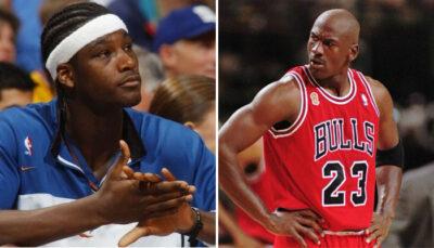 NBA – Le bust Kwame Brown vide son sac sur Michael Jordan !