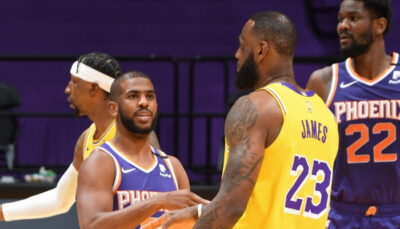 NBA – LeBron a-t-il porté malchance à Chris Paul ?
