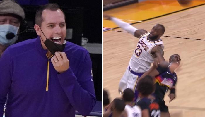 Frank Vogel s'est emporté après le vilain geste de Chris Paul lors de Suns Lakers en playoffs NBA