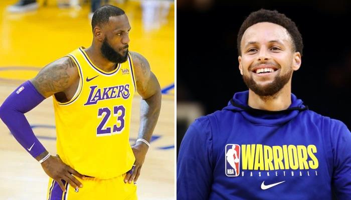 NBA Kenny Smith préfère Curry à LeBron