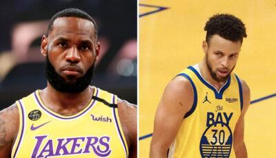 NBA – « J'ai préféré jouer avec LeBron que Curry »