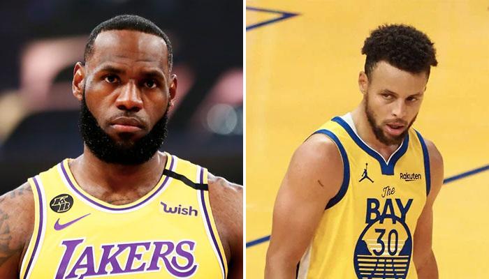 NBA LeBron et Steph en désaccord