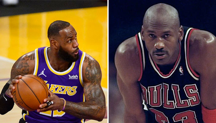NBA Qui a joué avec LeBron ET Jordan ?
