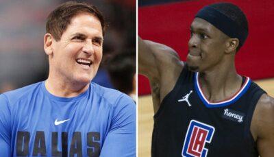 NBA – Avant la série contre LA, le proprio des Mavs craque et taille Rondo