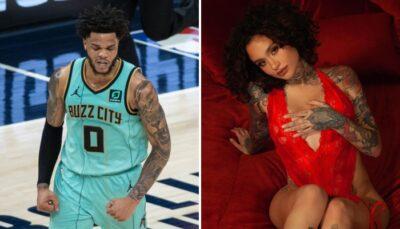 NBA – Un Hornet craque et fait une proposition salace à l'ex… de Kyrie !