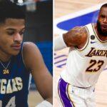 NBA – LeBron réagit à la grosse annonce de Shaqir O'Neal