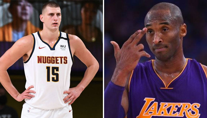 NBA Nikola Jokic est en passe d'imiter Kobe