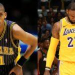NBA – LeBron James recadré par Reggie Miller !