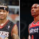 NBA – L'énorme décla d'Allen Iverson sur Russell Westbrook