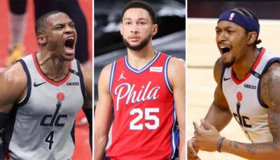 NBA – « Ben Simmons ne saura pas défendre Beal et Westbrook »