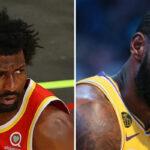 NBA – Solomon Hill réagit au tacle à la gorge de LeBron envers lui