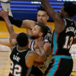 NBA – Le surprenant joueur qui a éteint Stephen Curry lors du play-in !