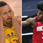NBA – Steph Curry sur KPJ : « J'ai rien à lui dire ! »