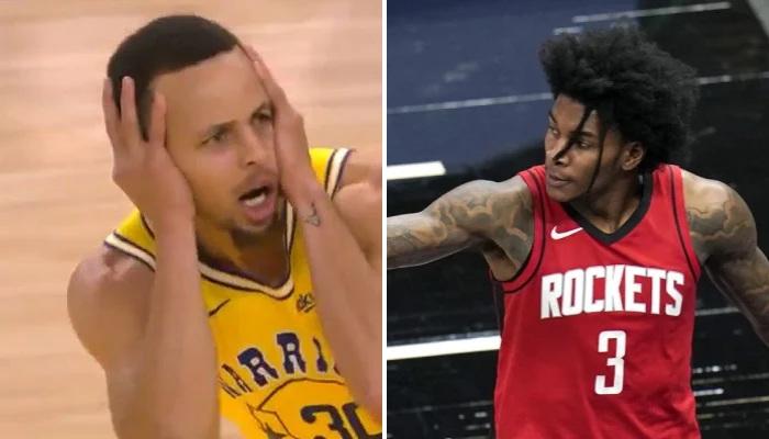 NBA Curry est en extase devant KPJ