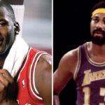 NBA – Le rare compliment du « GOAT » Wilt Chamberlain pour Michael Jordan