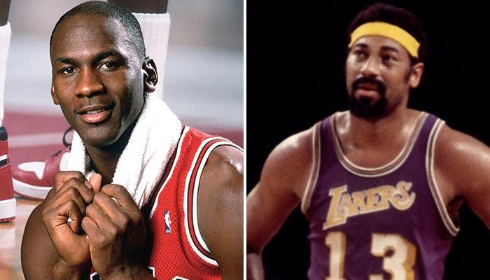 NBA Le compliment de Wilt pour MJ