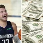 NBA – En 2021, combien vaut Luka Doncic financièrement ?