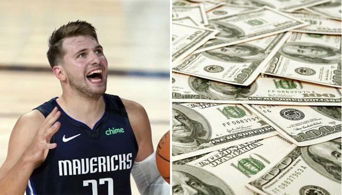 NBA Luka Doncic vaut combien de nos jours ?
