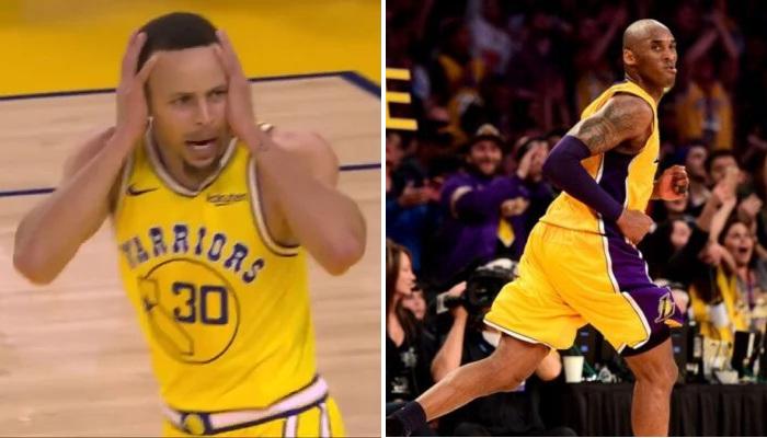 NBA Steph Curry va chercher un record de Kobe Bryant