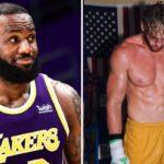 NBA/Fight – Un ancien Laker provoque Logan Paul en combat !