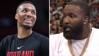 NBA – Un Blazer insulte Kendrick Perkins après la grosse victoire face à Denver !