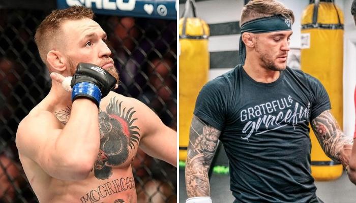 Conor McGregor a tacle son futur adversaire Dustin Poirier