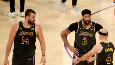 NBA – Un important joueur des Lakers désiré par les Cavs !