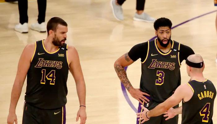 Le Laker qui a mis tout le monde d'accord face aux Warriors NBA