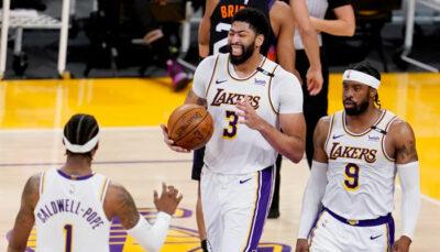NBA – « Anthony Davis sera le MVP la saison prochaine »