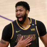 NBA – Anthony Davis en kiff devant la situation actuelle des Lakers !