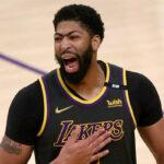 NBA – Les Lakers doivent-ils s'inquiéter pour Anthony Davis ?