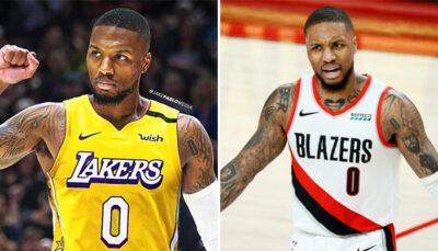 NBA – Lillard réagit à l'article buzz qui parle d'un trade pour lui