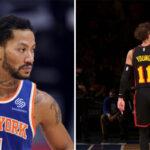 NBA – Derrick Rose donne un avis archi-cash sur le comportement de Trae Young