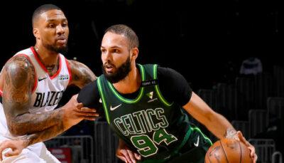 NBA – Evan Fournier se réveille et prend chaud à trois points !