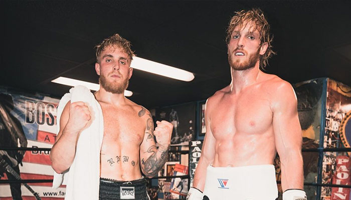 Jake et Logan Paul contre le rappeur The Game et son frère ?