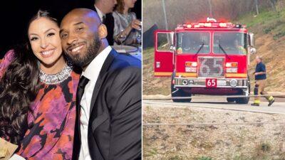 NBA – 3 pompiers qui avaient pris des photos interdites du crash de Kobe punis