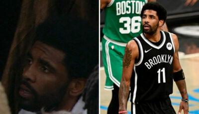 NBA – Nouveau scandale : un fan arrêté après un jet de bouteille sur Kyrie