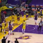 NBA – Grosses tensions entre Lakers et Suns, une éjection au final !