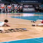 NBA – LaMelo et Lonzo Ball se battent comme des chiffonniers dans le clutch !