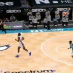 NBA – LaMelo Ball sort une passe ahurissante dès son retour !