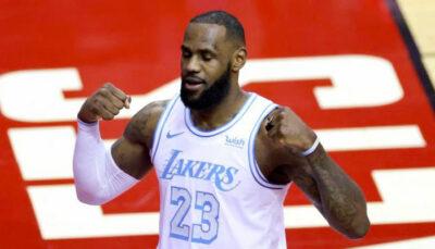 NBA – Clutch, LeBron prend chaud et offre la victoire aux Lakers !