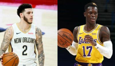 NBA – Lonzo Ball et Dennis Schröder visés par la même franchise cet été !