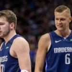 NBA – Luka Doncic et Kristaps Porzingis se prennent un coup de pression