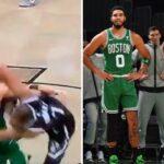 NBA – La grosse action polémique entre Jayson Tatum et Kevin Durant