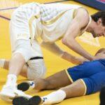 NBA – Le génial cadeau de Boban à un Warrior après l'avoir dégommé