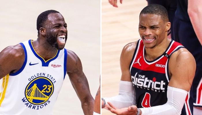 L'intérieur star des Golden State Warriors, Draymond Green, détient un record lié aux triple-doubles qui rendrait certainement jaloux le meneur des Washington Wizards, Russell Westbrook
