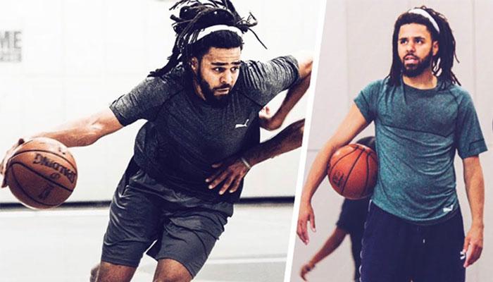 Le rappeur J-Cole signe dans une franchise NBA Afrique