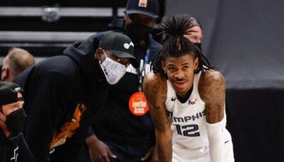 NBA – Le traitement choquant de fans du Jazz avec la famille de Ja Morant