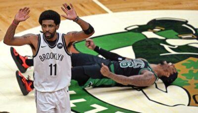 NBA – Kyrie réagit à son accueil hostile à Boston