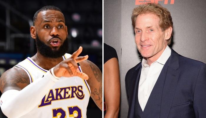 La superstar NBA des Los Angeles Lakers, LeBron James, a hérité d'un nouveau surnom dégradant de la part de l'analyste de FOX Sports, Skip Bayless
